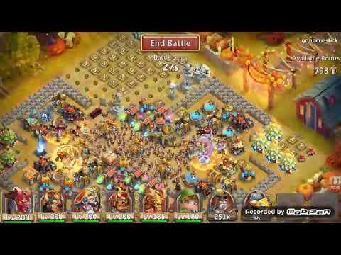 Castle Clash: IGG's GuildWars Glitch (smh)