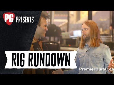 Rig Rundown - Maroon 5's James Valentine [2015]