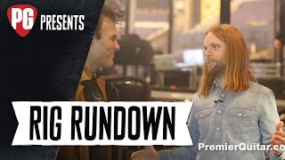 Rig Rundown - Maroon 5's James Valentine [2015]