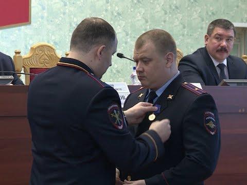 В тройке лучших в ЦФО: в костромской полиции подвели итоги работы в 2018-м