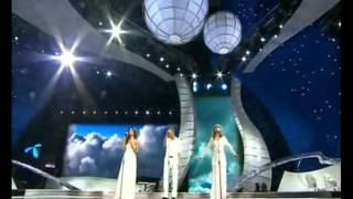 SIRUSHO, BOAZ Mauda & JELENA Tomašević - Time To Pray @ Beovizija, Serbia 2009(Enjoy. I do NOT own this song or the rights to this song/video. The rights of this song go towards the record company and the artist. Eurovision song contest 2008 ..., 2011-05-29T17:23:04.000Z)