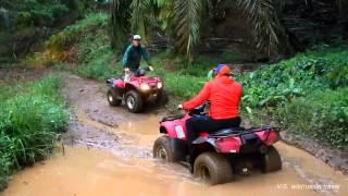 Экстрим в Коста-Рике: каньонинг, блэк-тьюбинг, квадро, джипы(Приключения в Коста-Рике и Белизе: каньонинг, сплав по подземной реке на