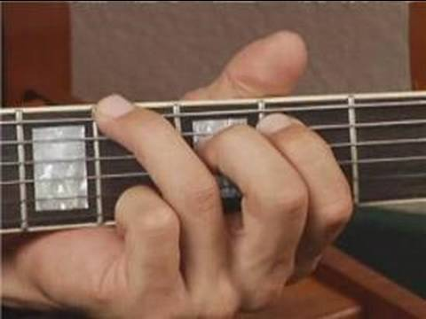 Play F Dim Chord on the Bottom Guitar Strings: 1st Inversion ...