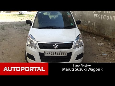 Maruti Suzuki WagonR User Review - 'minor maintenance' - Autoportal