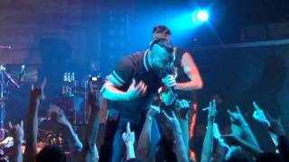 Killswitch Engage - A Bid Farewell (live in Minsk - 03.03.14)