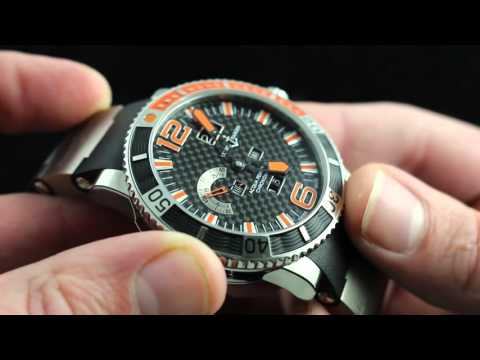 Ulysse Nardin Diver Perpetual Limited Edition Luxury Watch Review