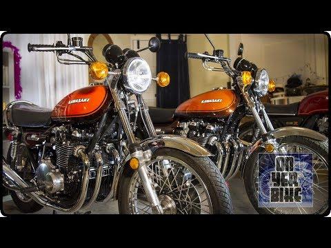 Kawasaki Z1 900 - Classic Bike Investment with Paul Jayson