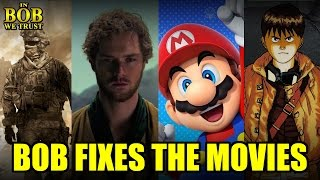 in bob we trust bob fixes the movies