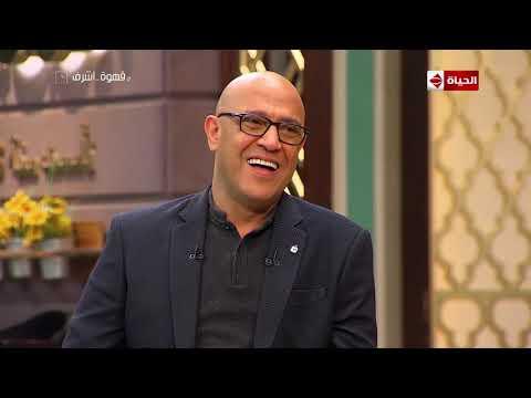 قهوة أشرف - سمير غانم يتحدث عن كواليس فيلم 4-2-4.. هتموت من الضحك