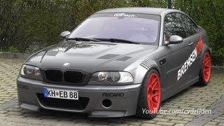 BMW M3 E46 + E92 Invasion @ Nurburgring Part 3