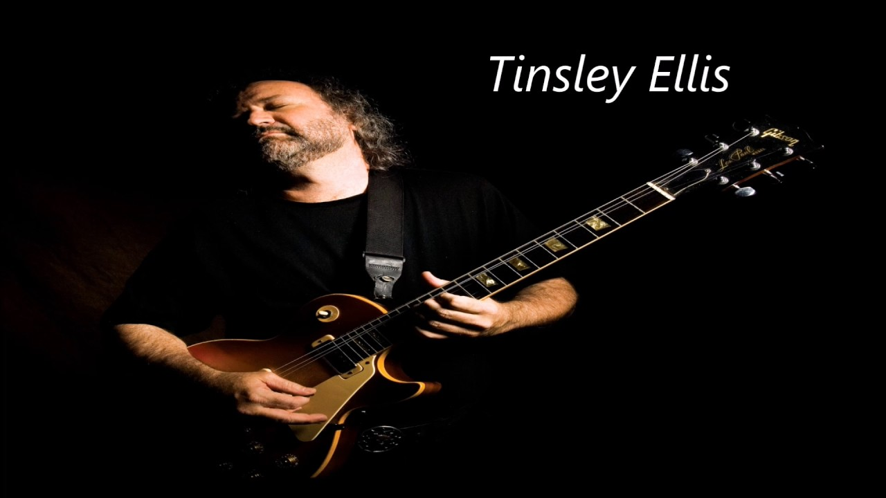 Tinsley Ellis Fire It