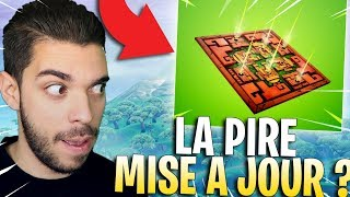NEW POISONOUS PIEGE INCROYABLE BUT THE PIRE UPDATE FORTNITE?- TOP 1 PATCH 8.20