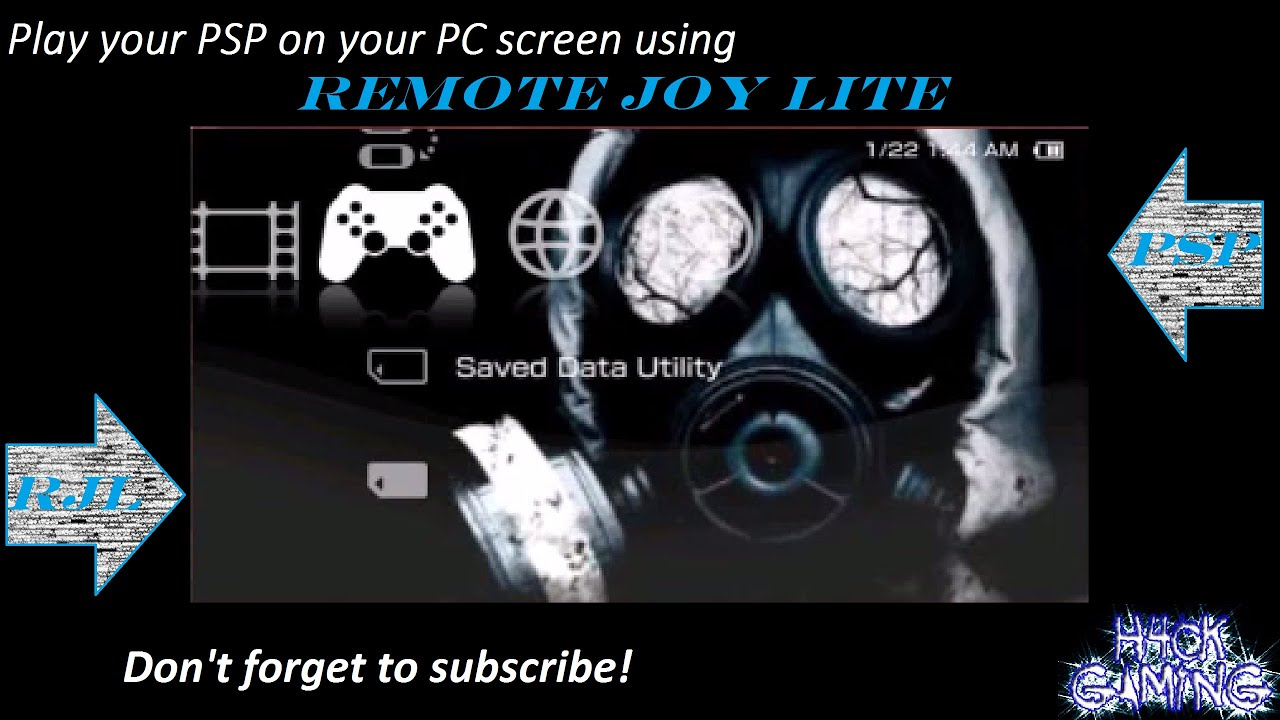 How to: play your psp on your pc screen (by aliko95) wololo. Net.