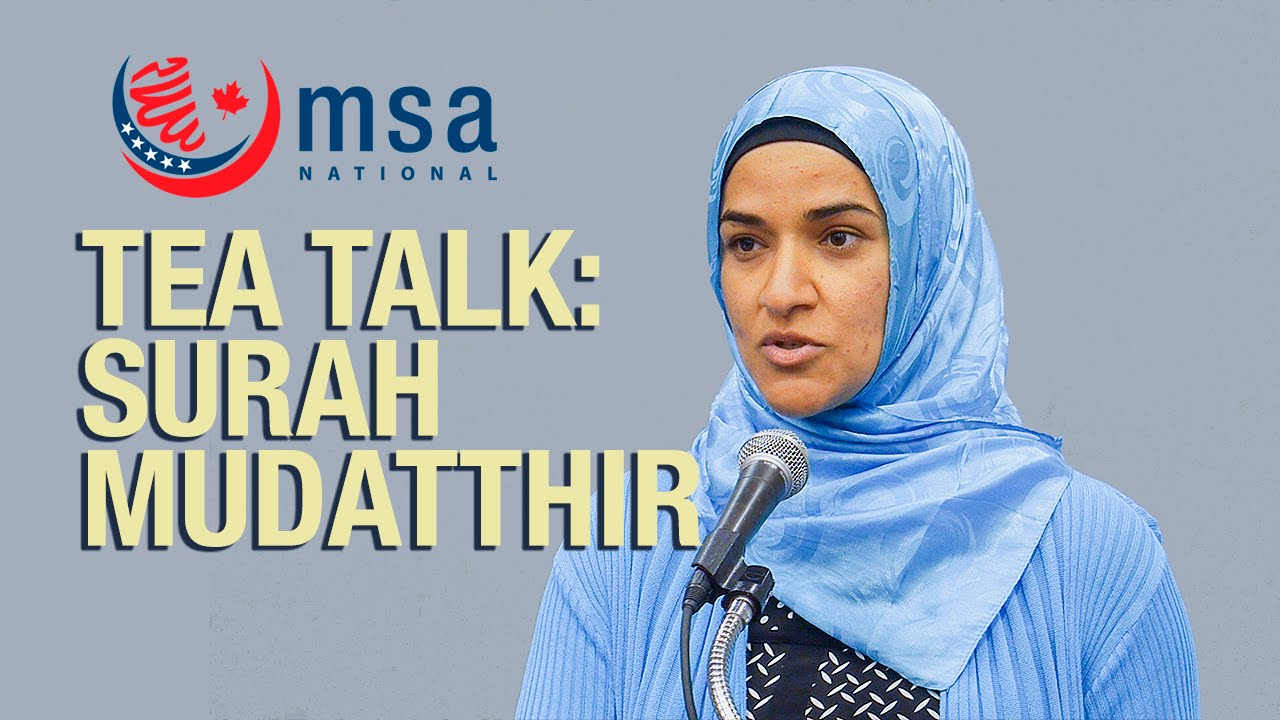 TEA Talk: Lessons from Surah Mudatthir