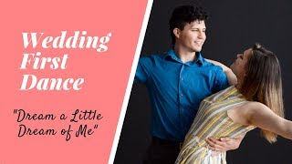 Easy First Dance Choreography |