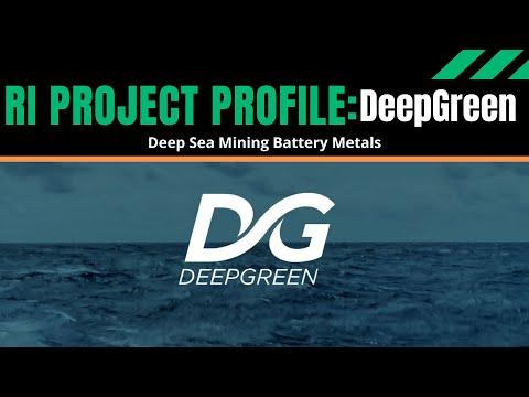 RI Project Profile: DeepGreen