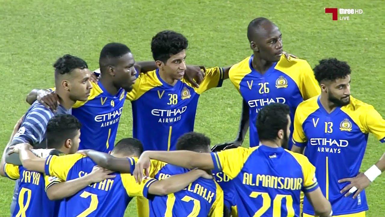 ملخص مباراة النصر السعودي وذوب آهن أصفهان الإيراني | دوري أبطال آسيا 29-5-2019