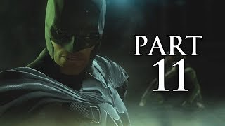 Batman Arkham Origins Gameplay Walkthrough Part 11 - Drug Lab