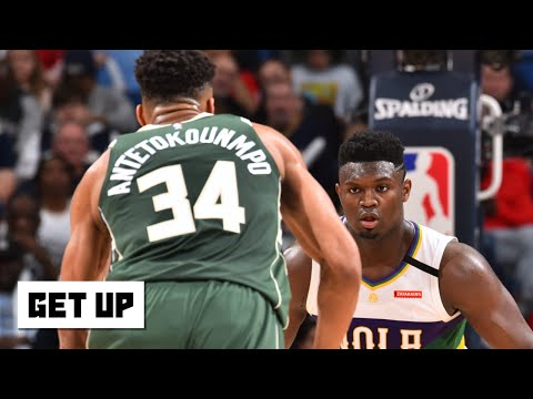 Zion Didn't Back Down Against Giannis – Jay Williams | Get Up