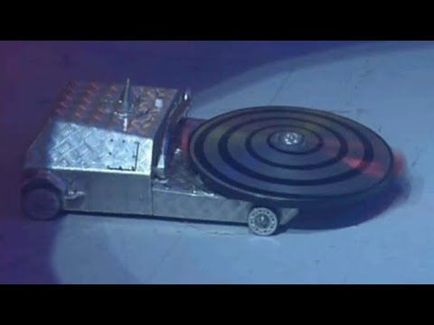 Hypno-Disc - Series 5 All Fights - Robot Wars - 2002