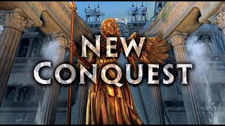 SMITE - New Conquest Map Reveal Trailer