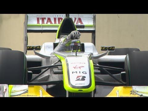 Brawn GP's Fairy-Tale Start   2009 Australian Grand Prix