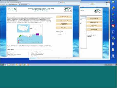 Gulf of Mexico Sea Level Rise Data Platform Webinar
