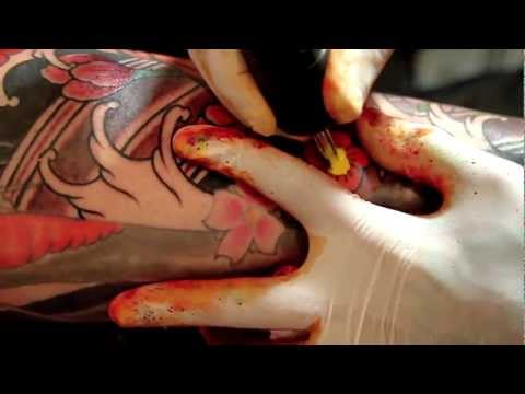 De Putta Madre Tattoo Shop - Tattoo Tigre Oriental
