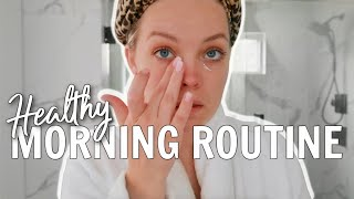 HEALTHY SUMMER MORNING ROUTINE 2021