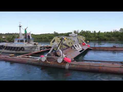 Highlights of ORPC's 2015 RivGen® Power System Project in the Kvichak River, Igiugig, Alaska