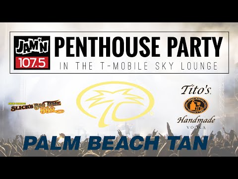 JAM'N 107.5 Penthouse Party #1 Presented by Palm Beach Tan