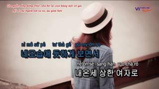 Korea Phía sau một cô gái sungrakchoi