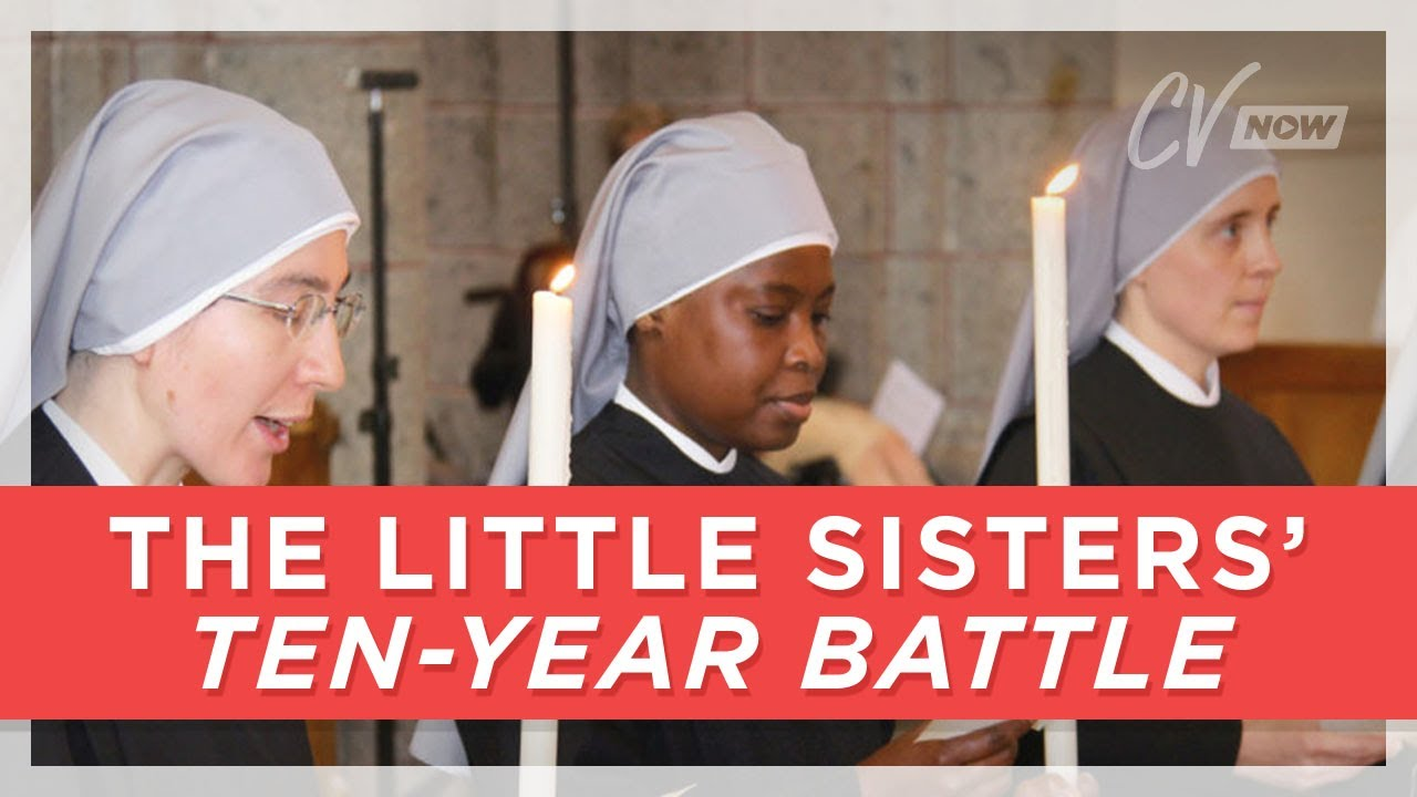 The Little Sisters' TEN-YEAR BATTLE