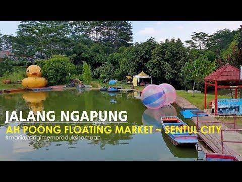 walking-around-~-ah-poong-~-kuliner-pasar-terapung-di-sentul-city-~-bogor-floating-market