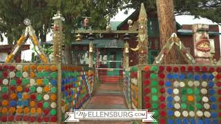 Wander through town and discover Ellensburg's artsy side. Ellensbur...