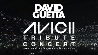 David Guetta - Avicii Tribute Concert