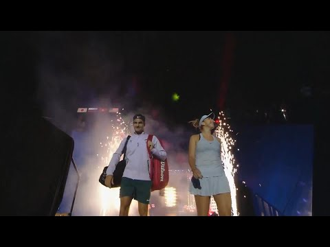 Germany v Switzerland session highlights (Final) | Mastercard Hopman Cup 2018