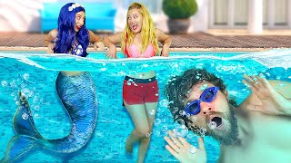 My Friend is a Mermaid! Funny Mermaid Situations by La La Life musical