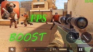 Boost FPS в Standoff 2