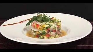 Le ceviche de dorade aux agrumes : frais et léger !