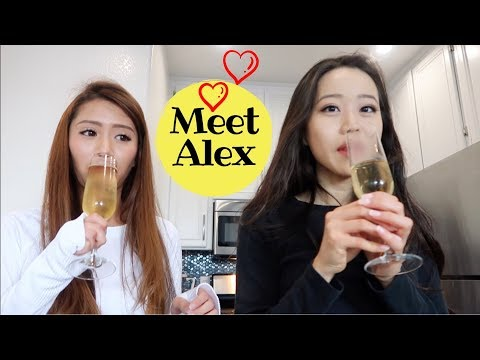 ALEX IS VISITING FROM KOREA!!! - VLOG - [Feb 22, 2018]