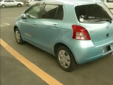 Used Toyota Vitz For Sale SBT Japan