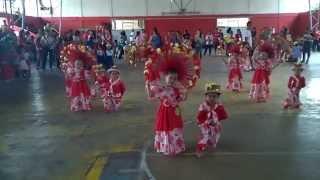 Bulaklakan Folkdance : 1st place