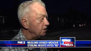 Video: Mich. Muslims Forced Through Gauntlet of Hate After Mosque Rejected, CAIR to Contact DOJ