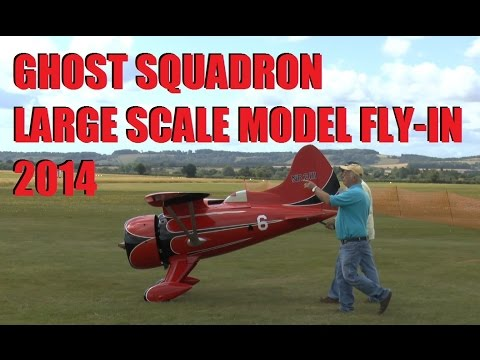 LARGE SCALE RC MODEL FLY-IN 2014 COMPILATION (MIDDLE WALLOP)