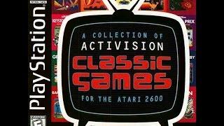 Quick-Play: Activision Classics (PS1)
