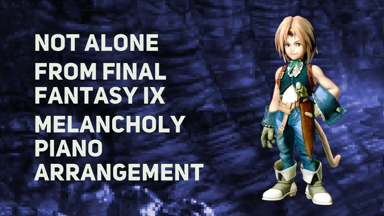 Image result for ff ix you're not alone