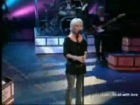 LuLu - To Sir. with Love - 2007 live.