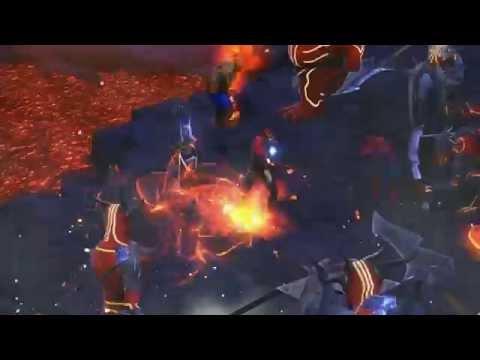 NEW MARVEL HEROES GAMEPLAY, BEST MMORPG 2014-2015