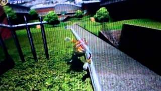 eggman outruns the g u n truck sonic adventure 2 battle